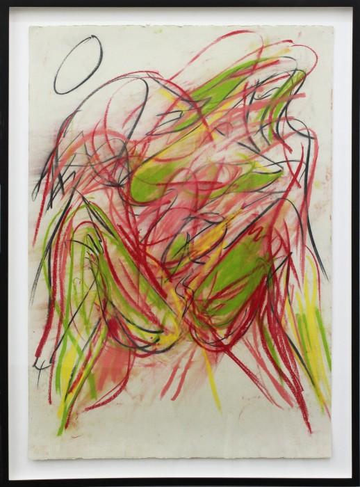 Ben Cottrell, Pastel Priestess, 2015