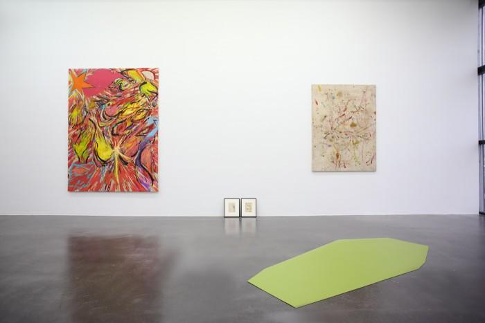 Ben Cottrell, Vibrations, 2016, installation view 1