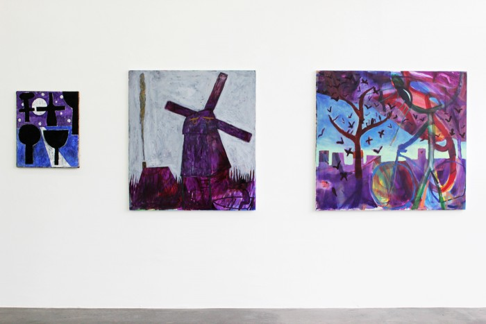 Derk Thijs, Douliana, 2015, installation view