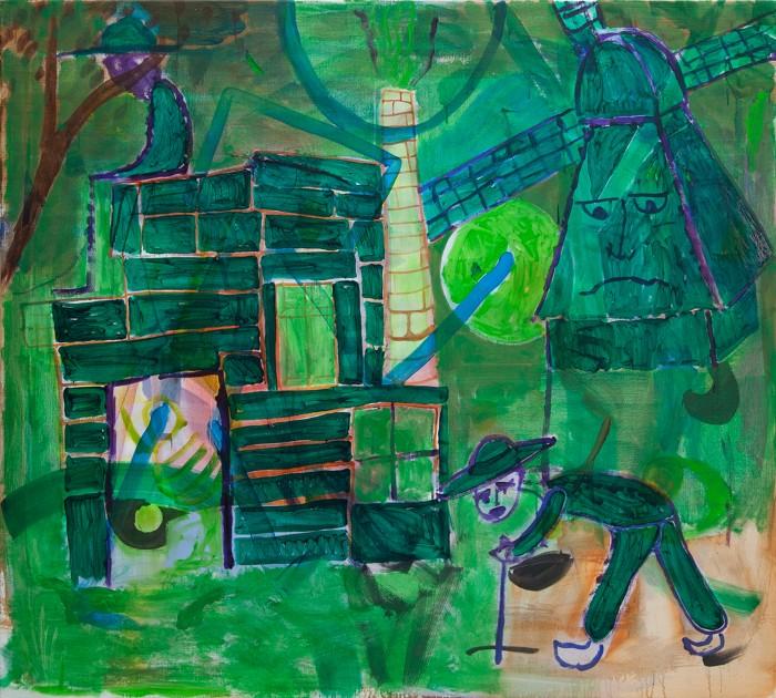 Derk Thijs, het veen, 2015