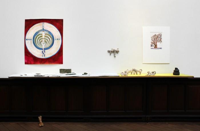 Habima Fuchs, BCC 2015, installation view