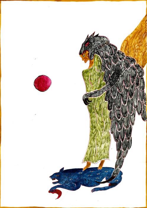 Habima Fuchs, Daimonion III, 2012