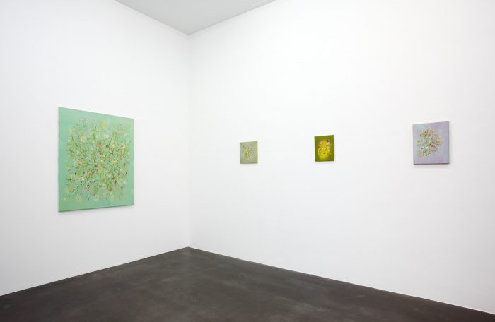 Yuji Nagai, cats whiskers, installation view 3